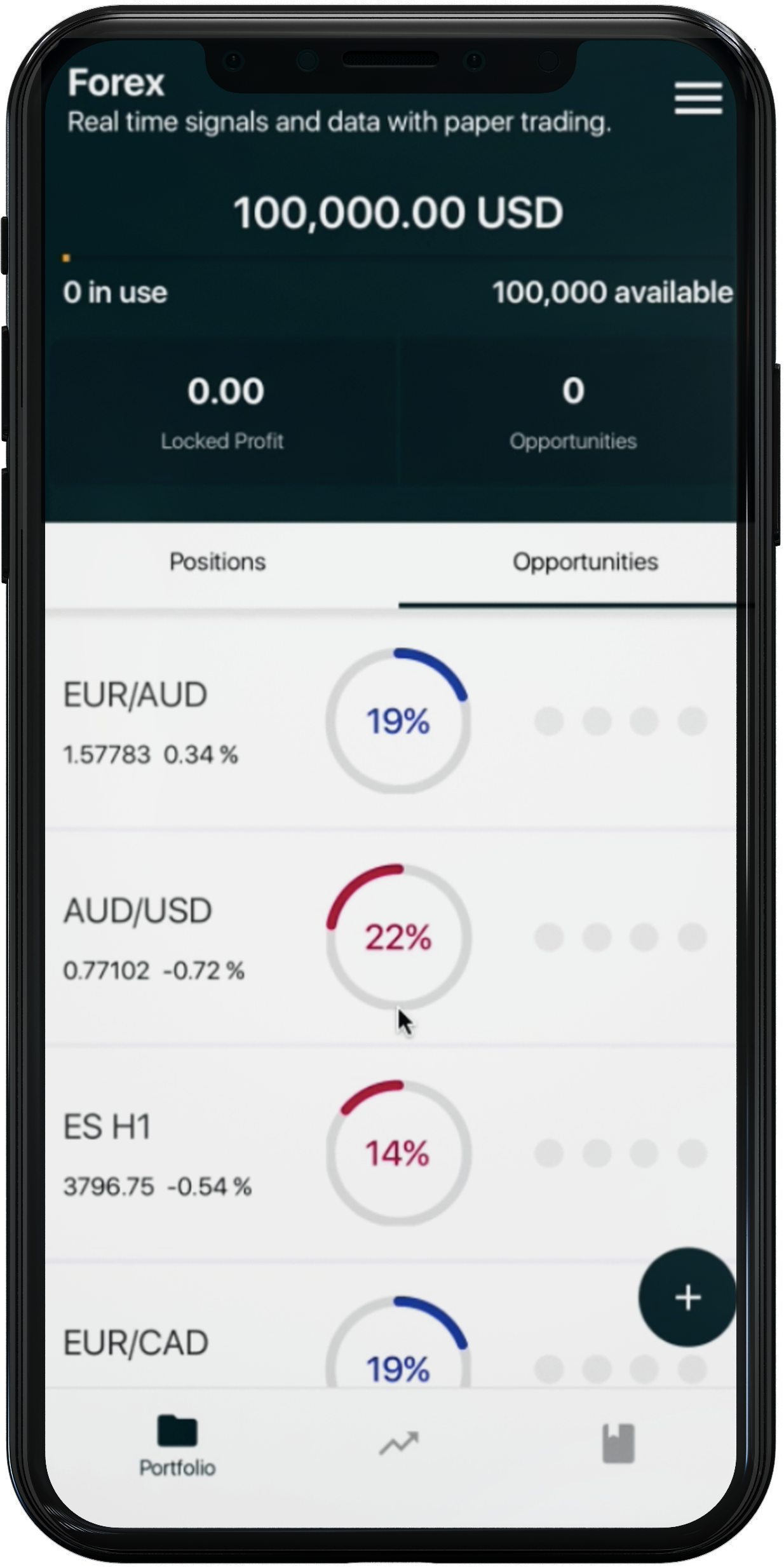 8totrade Forex Signal Application